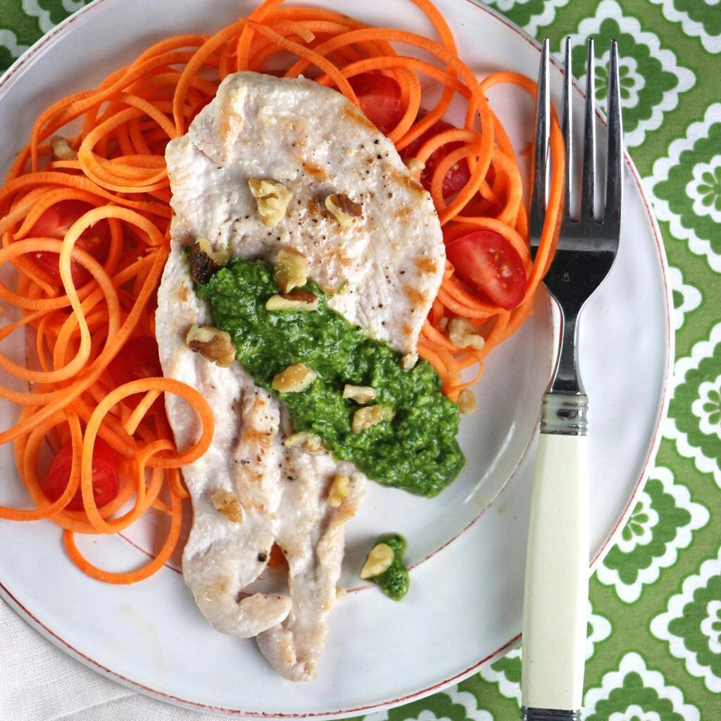 how to cook scallopini turkey