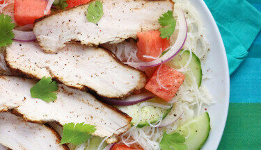 Thai Turkey Salad TT