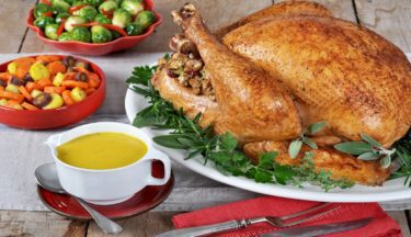Whole Roasted Thanksgiving Turkey With Mustard 2 (web resize)