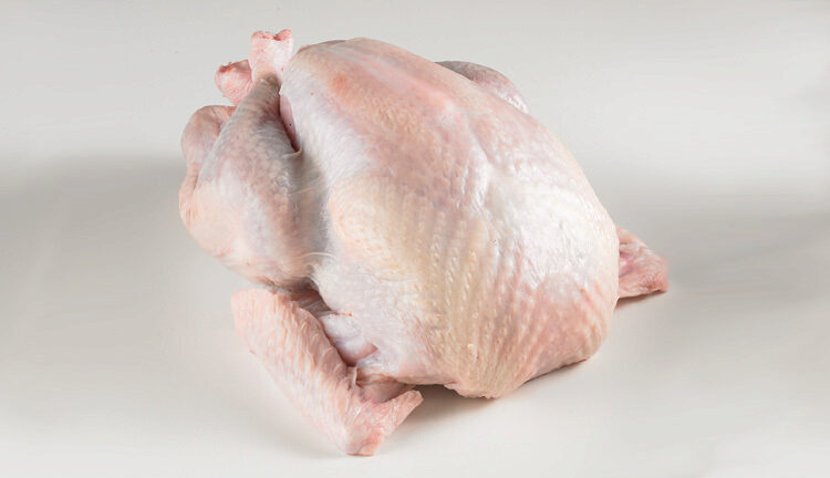 how to cut a whole turkey