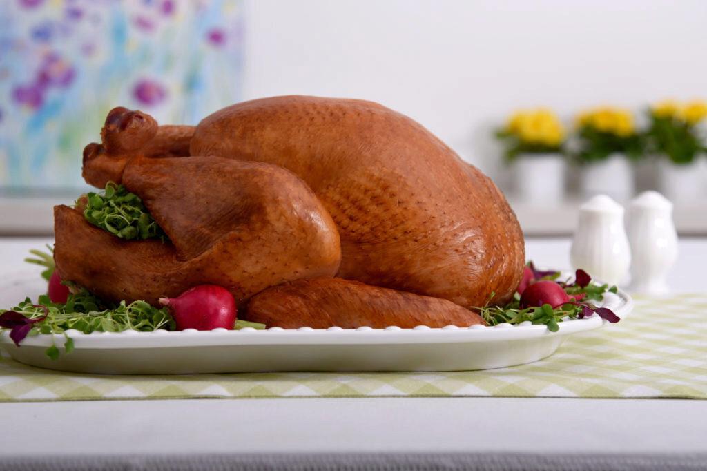 roast turkey breast olive oil