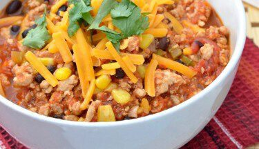 Picture of Turkey Chili