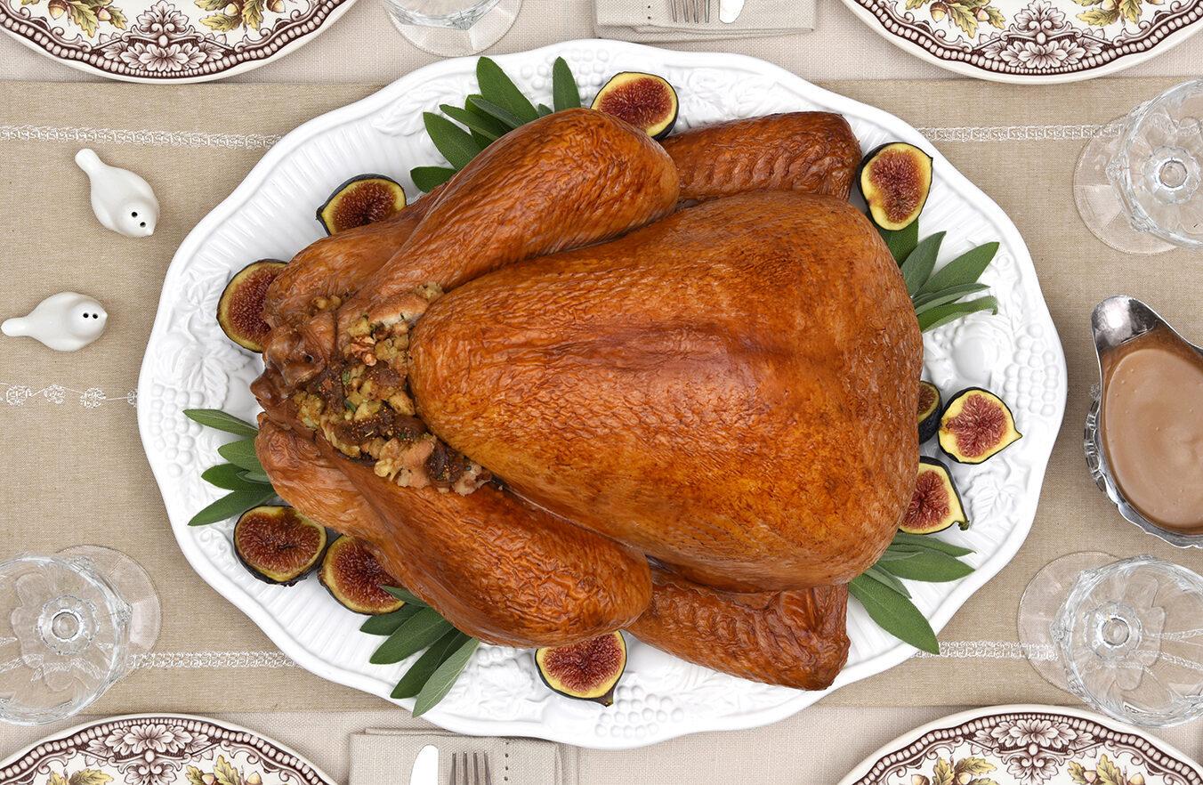 Roasting A Whole Turkey